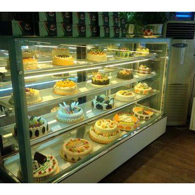 供应日系蛋糕展示柜 科美瑞 欧式蛋糕展示柜
