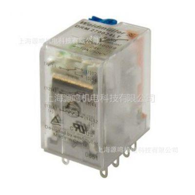 供应魏德米勒 Weidmueller 继电器 DRM270615L DRM系列继电器