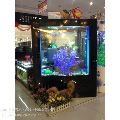 供应免换水鱼缸加盟经销,鱼缸代理,供应彩色鱼缸