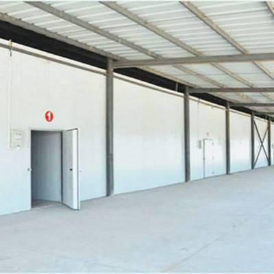 供应 安徽冷库聚氨脂隔热材料库板