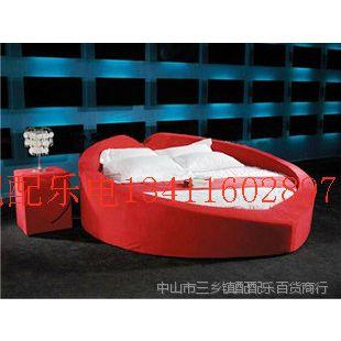 厂价直销心型圆床\电动红床\豪华恒温水床\酒店宾馆情趣床\性爱床