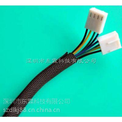 东霖科技专业生产自卷式编织套管