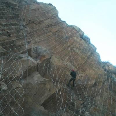 无锡主动边坡防护网隆恩生产|谁家好