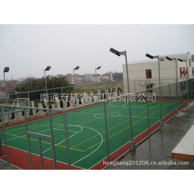 供应南通塑胶球场地坪,南通塑胶球场地坪公司,专业塑胶球场地坪公司