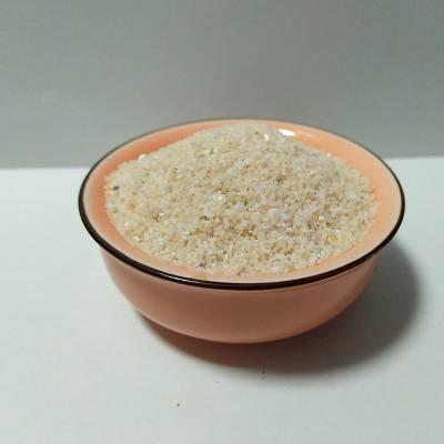 铭驰彩砂矿业专业生产鸡血红彩砂 天然彩砂 40-80目红色彩砂 超细天然彩砂