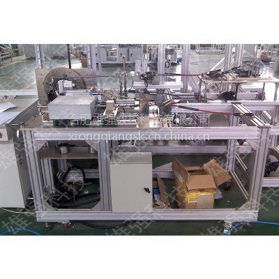 电动撑杆力值检测试验台(高低温)