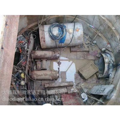 利腾供应龙海市水磨钻岩石顶管施工队伍,云霄县漳浦县顶管快速可靠施工