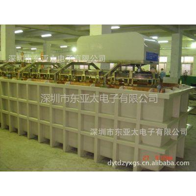 供应电镀流水线设备 电镀滚镀设备 电镀表面处理设备