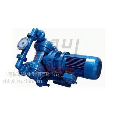供应DBY不锈钢304电动隔膜泵