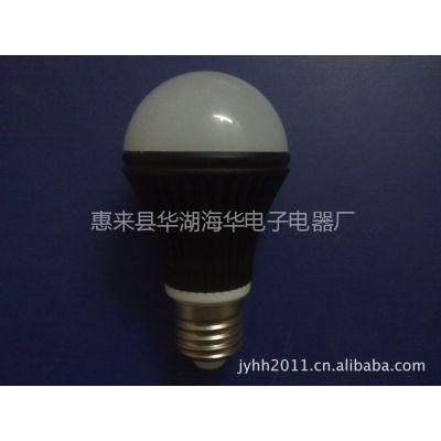 供应Led5w球泡灯。纯铝压铸。双极性保护。欢迎来电咨询