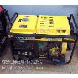 郫县恒博建筑机械租赁站对外出租及维修柴油发电机 有意联系冷先生:18080983919