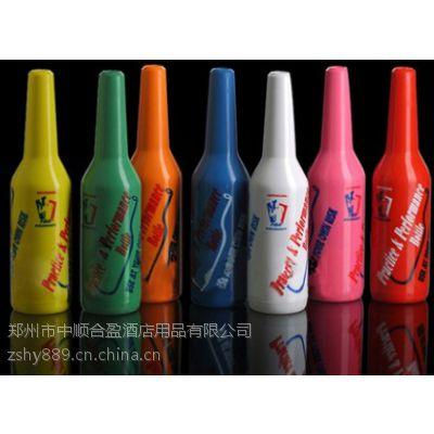 新款花式调酒练习瓶火舞瓶练功瓶含酒嘴杯夜店酒吧用品