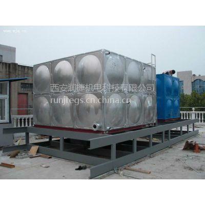 太原不锈钢水箱生产厂家 太原不锈钢水箱 RJ-L29