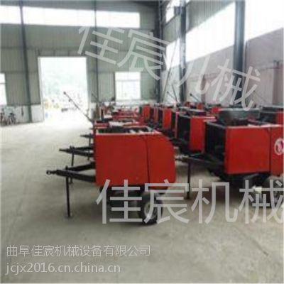 麦秆打捆机厂家 JC-50*80小麦秸秆捡拾打捆机价格佳宸