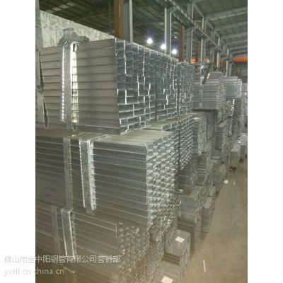 供应镀锌管、锌钢、镀锌矩形管、20*40扁管