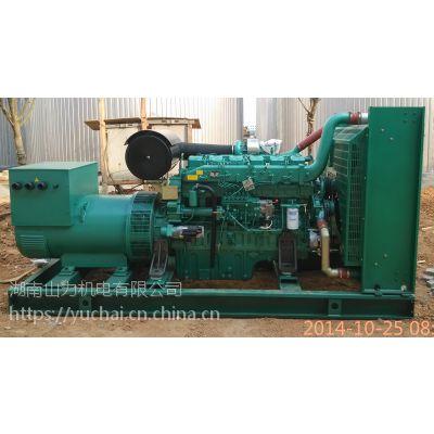 玉柴500KW四气门技术发电机组油耗低
