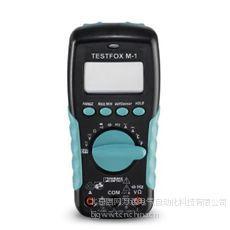 供应菲尼克斯数显万用表TESTFOX M-1