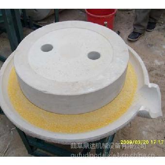电动石磨豆浆机 香油石磨机 厂家鼎达