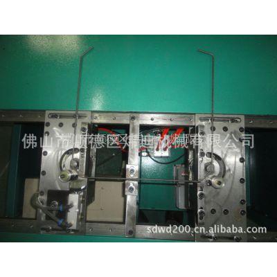 供应金属线材(圆线、方线、扁线)折弯成型设备 电控式气动折弯机