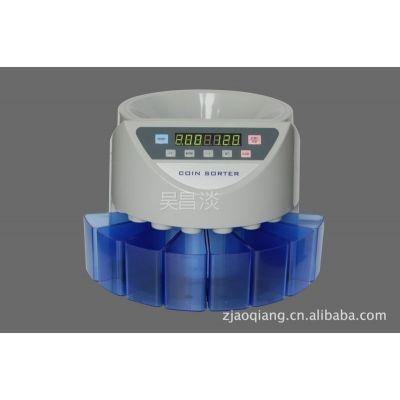 供应AQ-360欧元多功能硬币清分机/硬币机