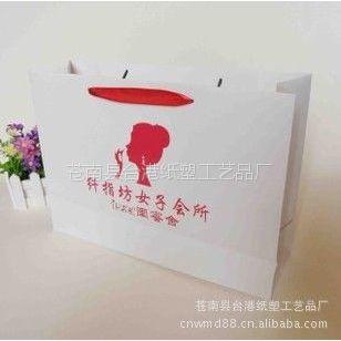 供应加工厂低价定做 手提袋 服装手提袋 高档纸袋