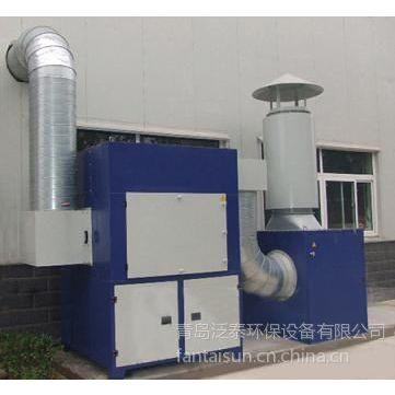 供应经济适用型焊烟净化器之泛泰分体式焊接烟尘净化器