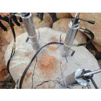 供应岩石分裂机械岩石拆除机械液压膨胀机