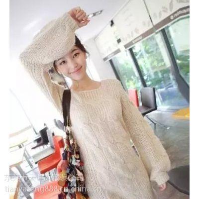 秋季新款套头毛衣女上衣韩版羊绒毛衣特价批发库存