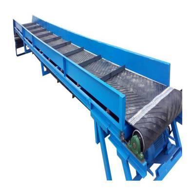 用途广泛胶带输送机 袋装散装运输机 低价位生产皮带机