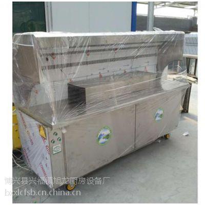 旭龙厨业(图),无烟烧烤车价格,泰州无烟烧烤车