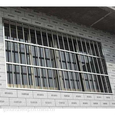 不锈钢窗户护栏加工、不锈钢防护栏(图)、阳台窗户护栏定做