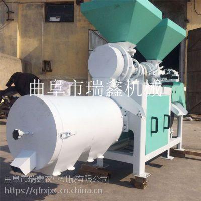 瑞鑫生产苞米打碴机 玉米粉碎制糁机 多功能玉米深加工机器