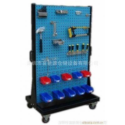 供应单面挂板架尺寸,双面移动式挂板架价格,生产挂板架的厂家