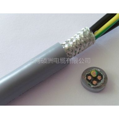 供应供应耐磨拖链电缆