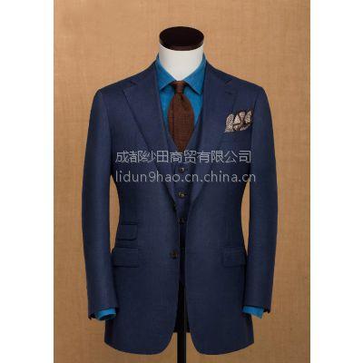 供应成都李顿9号男士量身定做高级西服要多少钱