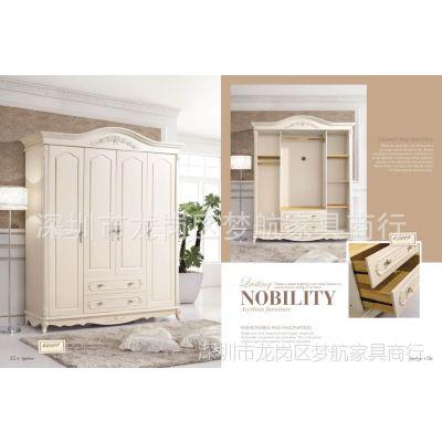 供应韩式大衣柜 款式新颖套房衣柜 居家衣柜 现代社会好衣柜
