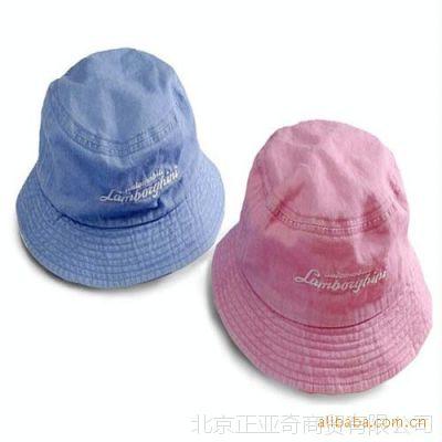 正亚奇供应红色渔夫帽订做 渔夫帽帽子定做渔夫帽批发
