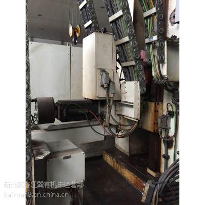 二手进口卧式加工中心,台面1400X1600德国产