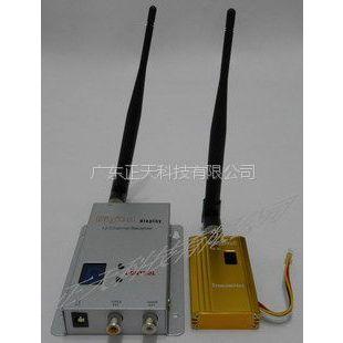 供应柏通1.2G/1.5W无线视频/无线影音收发器/无线影音传输器 无线监控
