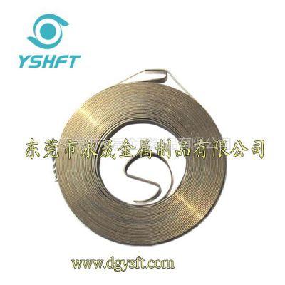 供应供应电磁炉收线弹簧/发条 电源收线发条 15年专业研发生产
