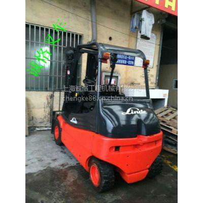 苏州二手叉车市场 出售九成新二手电瓶1-3吨叉车