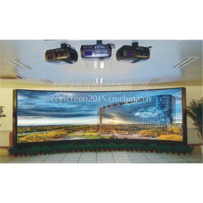 厂家供应100吋16:9金属硬幕 供应优质高清家庭影院投影银幕