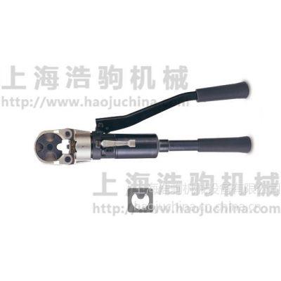 供应进口万能旋转模压接(美国KuDos)手动式液压压接机9H150上海浩驹H&J