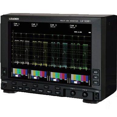 供应利达LV5381视频示波器