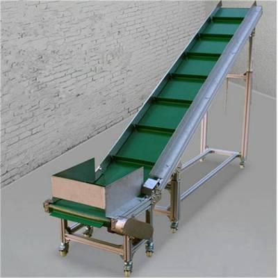 矿用耐磨型皮带机 大倾角输送机 规格型号自定义