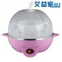 供应礼品煮蛋器 7蛋容量 时尚实用 多功能煮蛋器 彩盒包装 礼品量身打造
