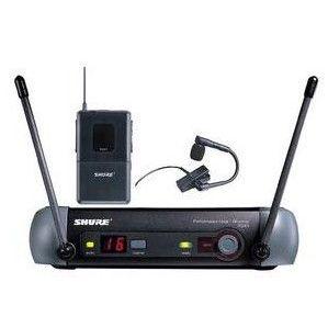 供应美国shure舒尔原装无线乐器麦克风PGX14/BETA98H