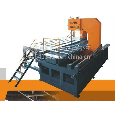 供应供应G53100/100-200立式带锯床、龙门锯床、专用锯床
