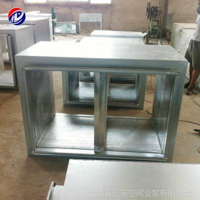 山东 消声静压箱 T701-6型组抗复合消声器 空调消声器 批发厂家