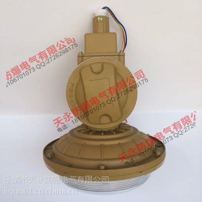 SBD1105-YQL120D免维护节能防爆灯120W护栏式